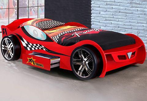 VIPACK Raceauto-ledikant