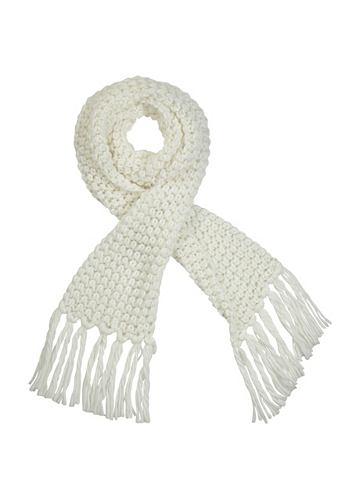 Sjaal met franje
