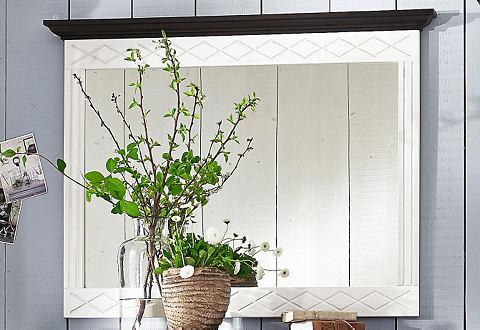 HOME AFFAIRE Spiegel met decoratief freeswerk