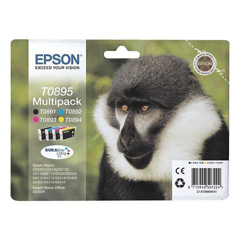 Epson Set inktpatronen »T08954«