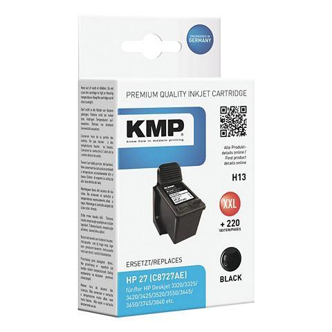 KMP Inktpatroon vervangt HP »C8727AE« nr. 27