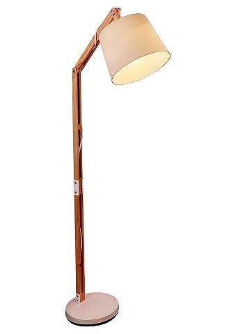 Staande lamp met 1 fitting