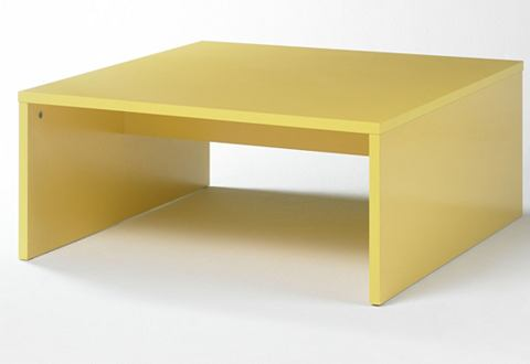 Salontafel in Italiaans design
