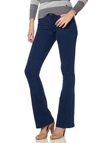AJC Flared-jeans super-stretch met draagcomfort