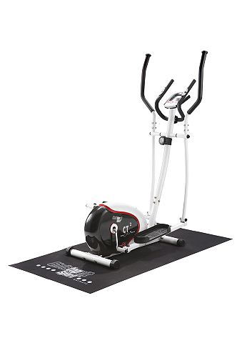 Crosstrainer, CHRISTOPEIT SPORT®, »CT 2«, incl. ondermat