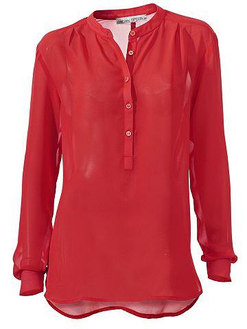 Longline-blouse