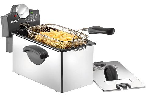Friteuse met koude zone, UNOLD