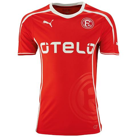 PUMA Fortuna Düsseldorf shirt Home 2013/2014 voor heren