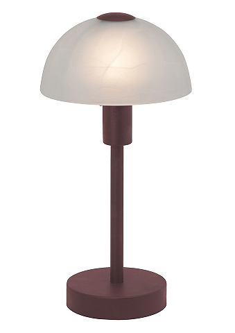 BRILLIANT Tafellamp met enkele fitting