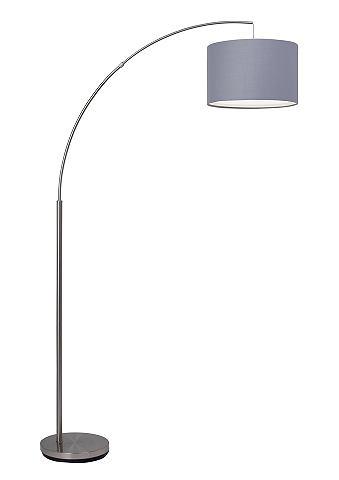 laue staande lamp met textielen kap aanbieding kopen. Black Bedroom Furniture Sets. Home Design Ideas