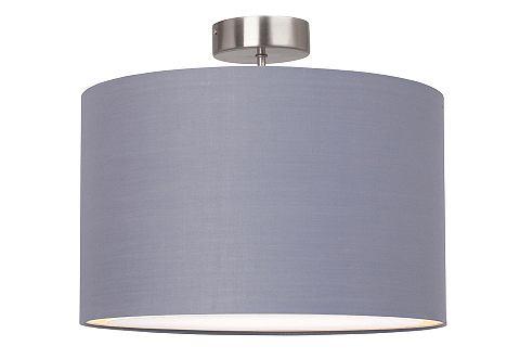 BRILLIANT Hanglamp met textielen kap