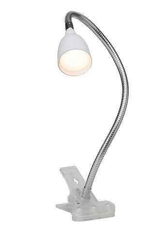 BRILLIANT LED-klemlamp met 1 fitting
