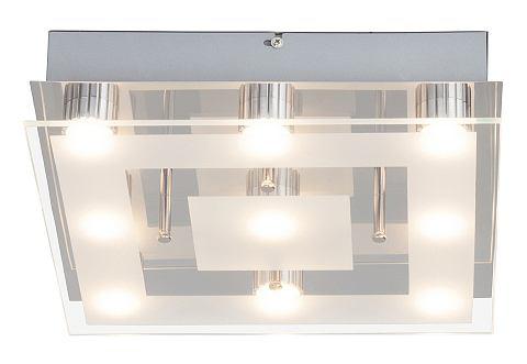 BRILLIANT LED-plafondlamp met 9 fittingen