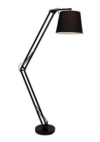 BRILLIANT Staande lamp met verstelbare scharnieren