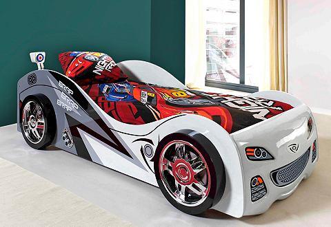VIPACK Ledikant in raceauto-look