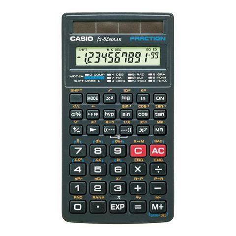 CASIO Schoolrekenmachine »FX-82 Solar«
