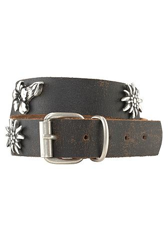 Armband in wikkel-look