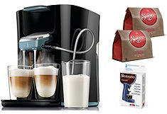 PHILIPS Koffiepadautomaat HD7855/60 SENSEO