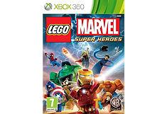 Game XBOX 360 LEGO Marvel Super Heroes