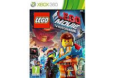 XBOX 360 Game LEGO Movie