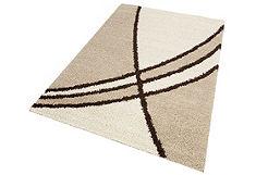 MY HOME Hoogpolig karpet Alessandria met boord