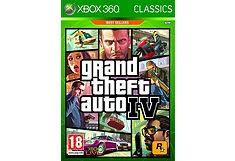 Game, Xbox 360, Grand Theft Auto 4 (GTA 4) (Classics)