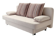 Slaapbank, Primabelle, luxe-Microgaren of Softlux