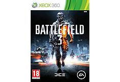 Game, Xbox 360, Battlefield 3