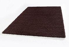 Hoogpolig karpet 'Venus uni', hoogte ca. 45 mm