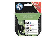 HP Inktpatronenset »HP SD534EE« HP 364