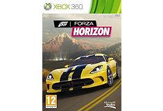 Game, Xbox 360, Forza Horizon