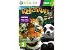 Game, Xbox 360, Kinectimals + Bears