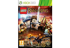 Game, Xbox 360, LEGO, In de ban van de Ring