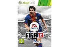 Game, Xbox 360, Fifa 13