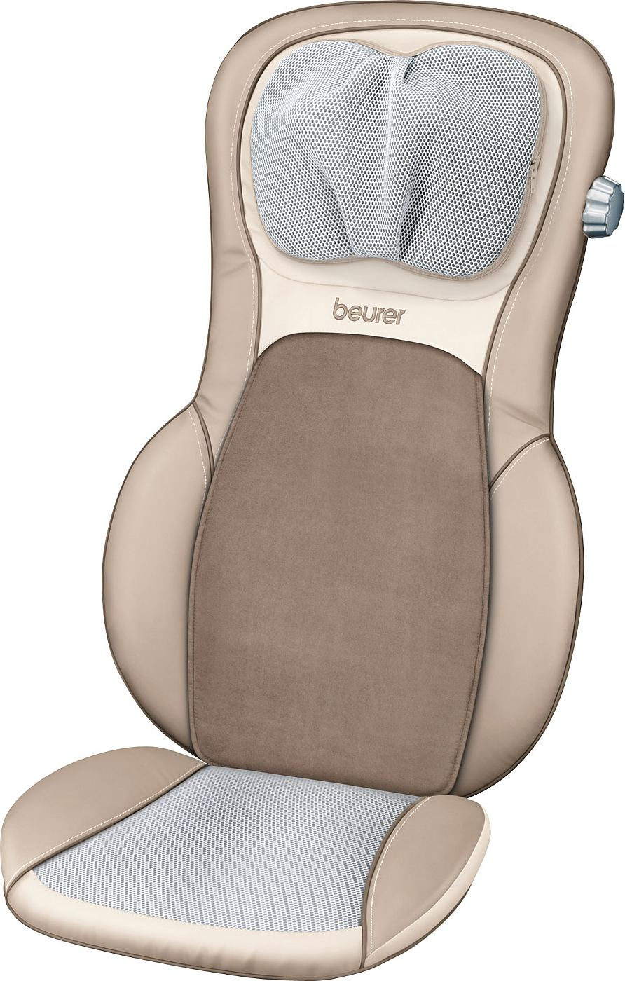 BEURER Shiatsu-massagekussen MG 295 cream