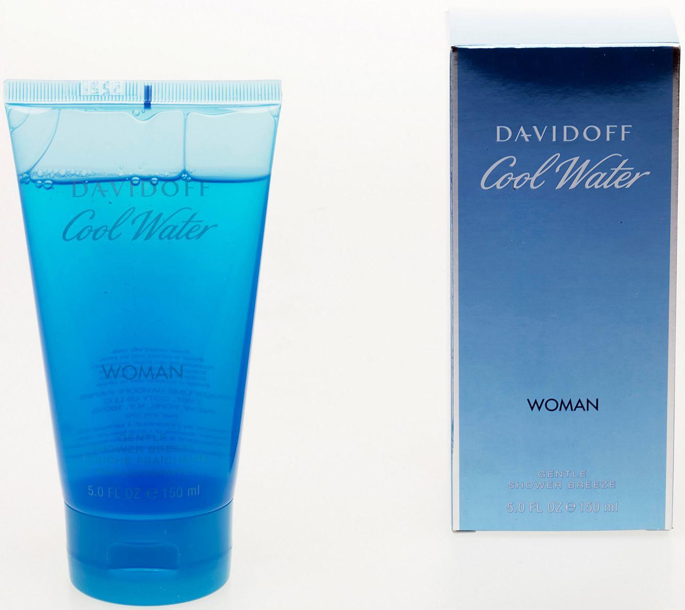 DAVIDOFF Douchegel Cool Water Women