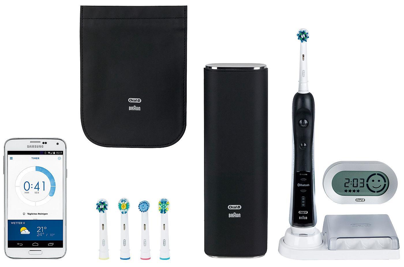 ORAL-B Elektrische tandenborstel Black Pro 7000