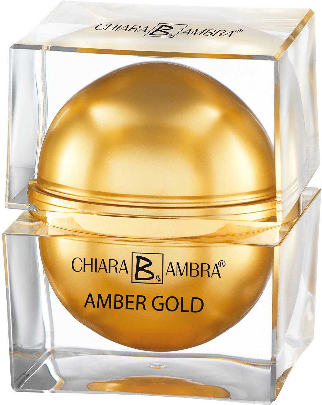 CHIARA AMBRA Crème Amber GOLD anti-aging