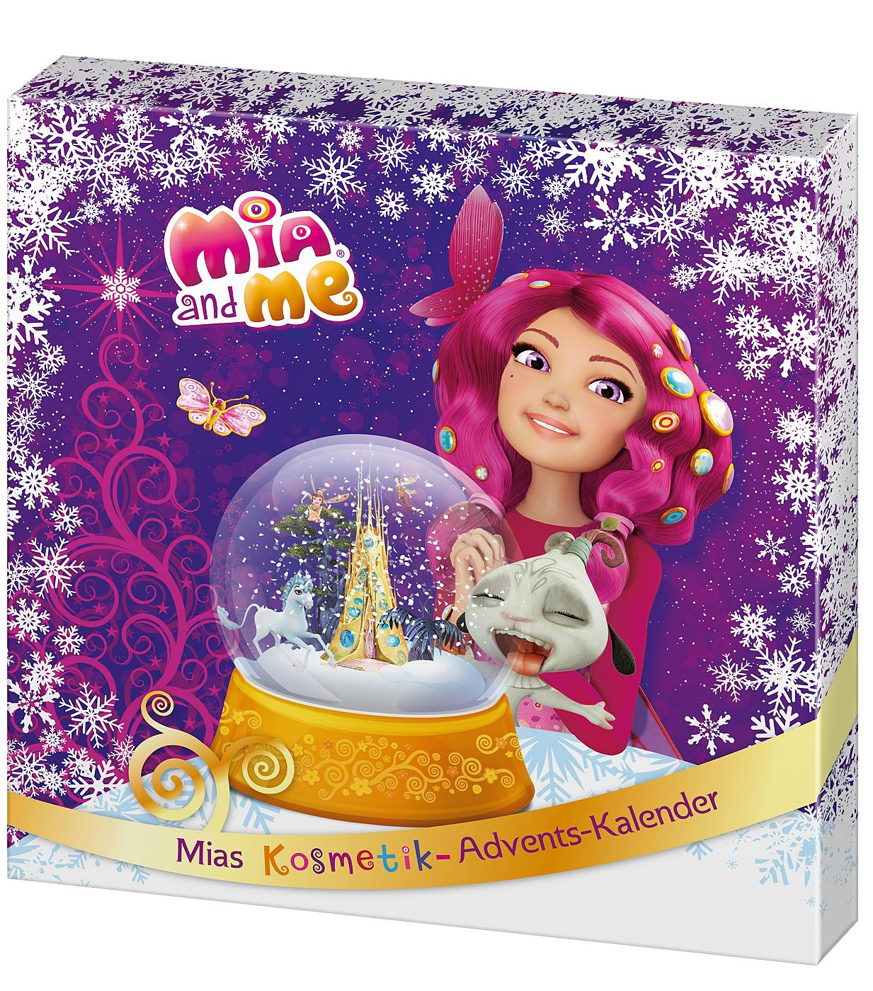 MIA AND ME Cosmetica-adventskalender 24-delig