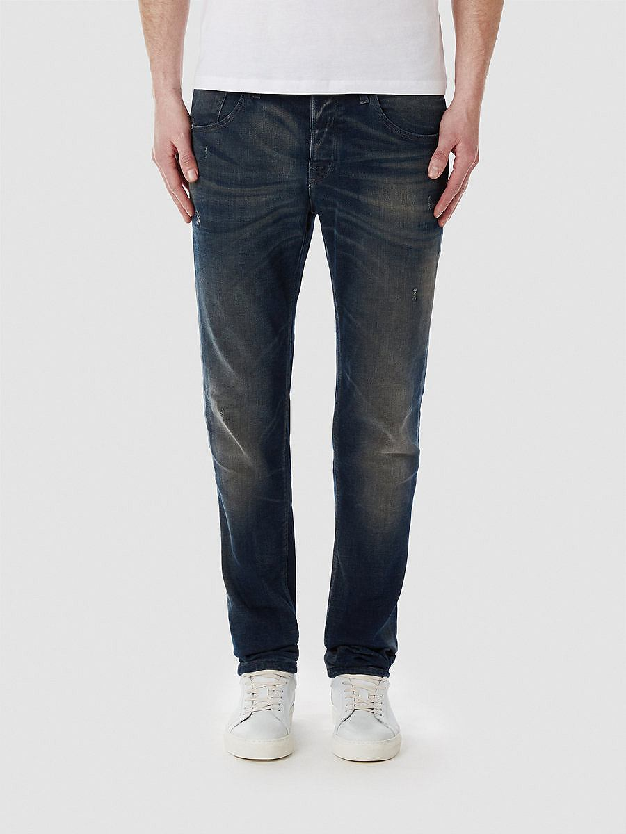Selected Blauw Slim fit jeans