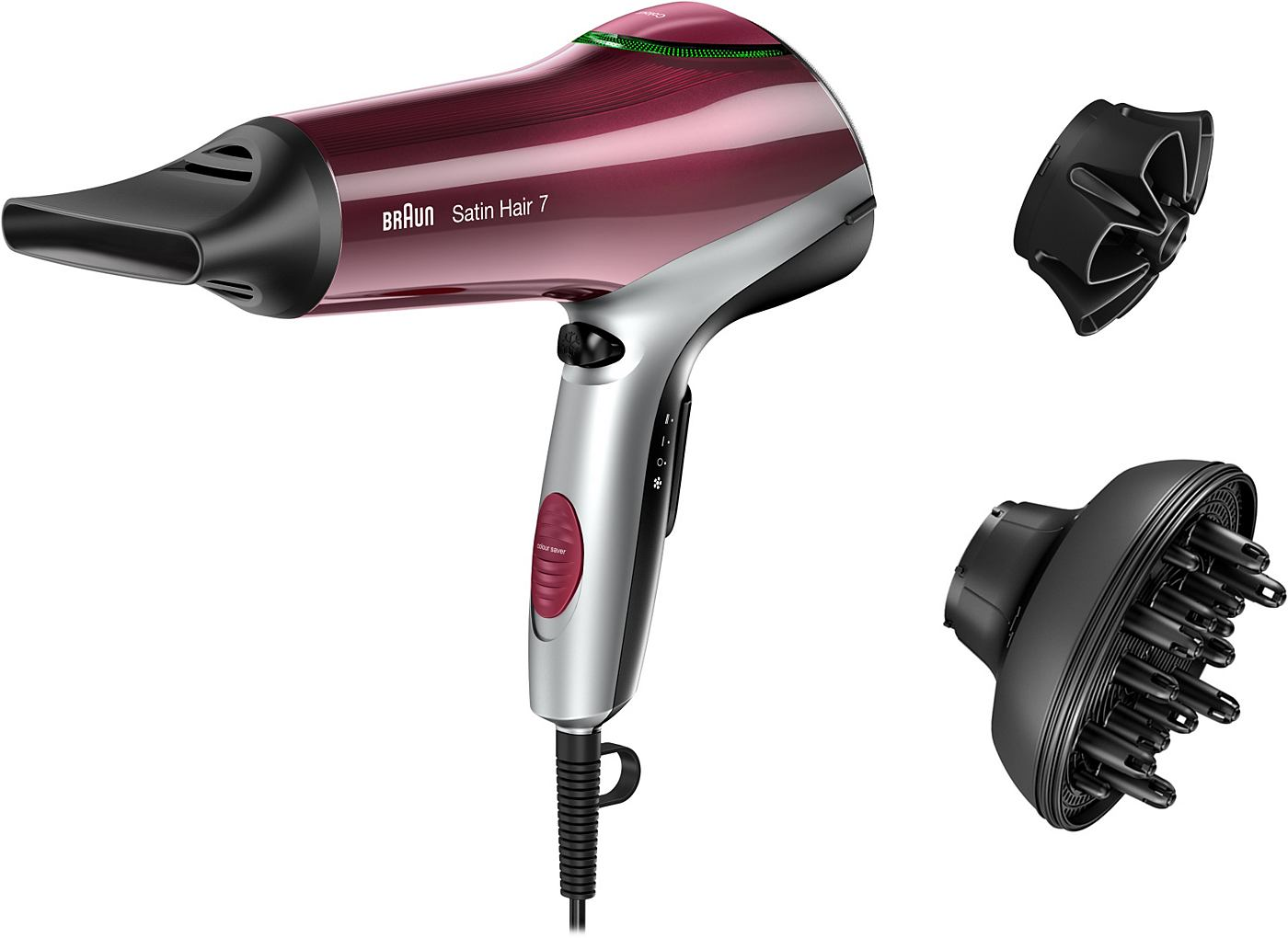 BRAUN Haardroger Satin Hair 7 HD770
