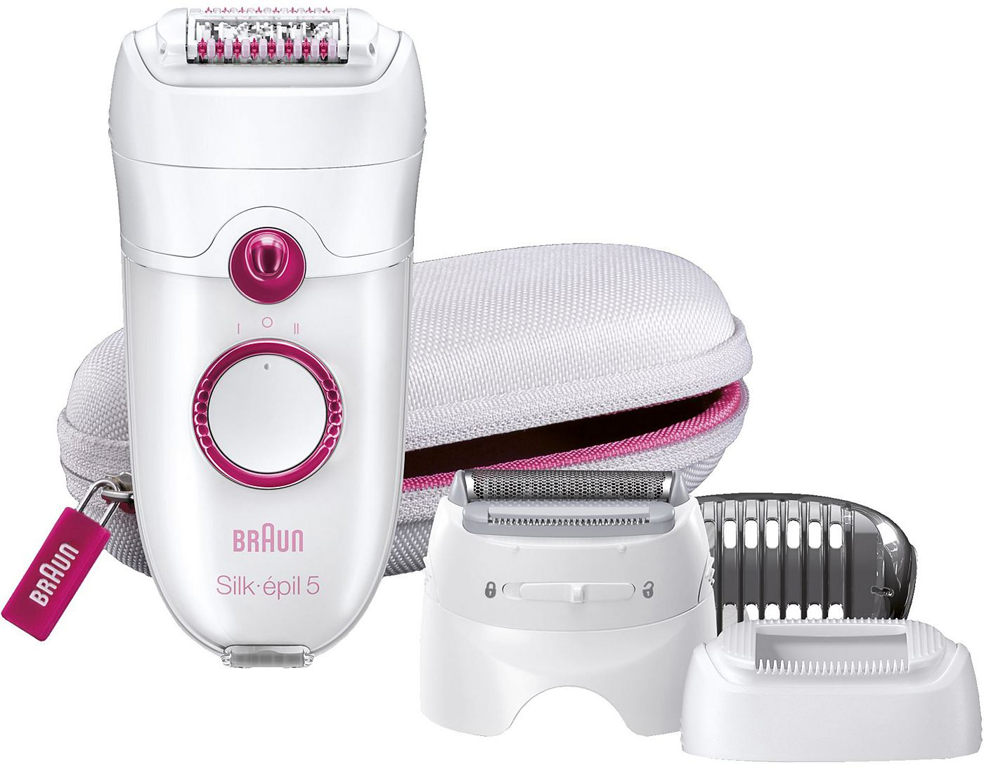 BRAUN Epilator Silk-épil 5 Legs & Body 5280