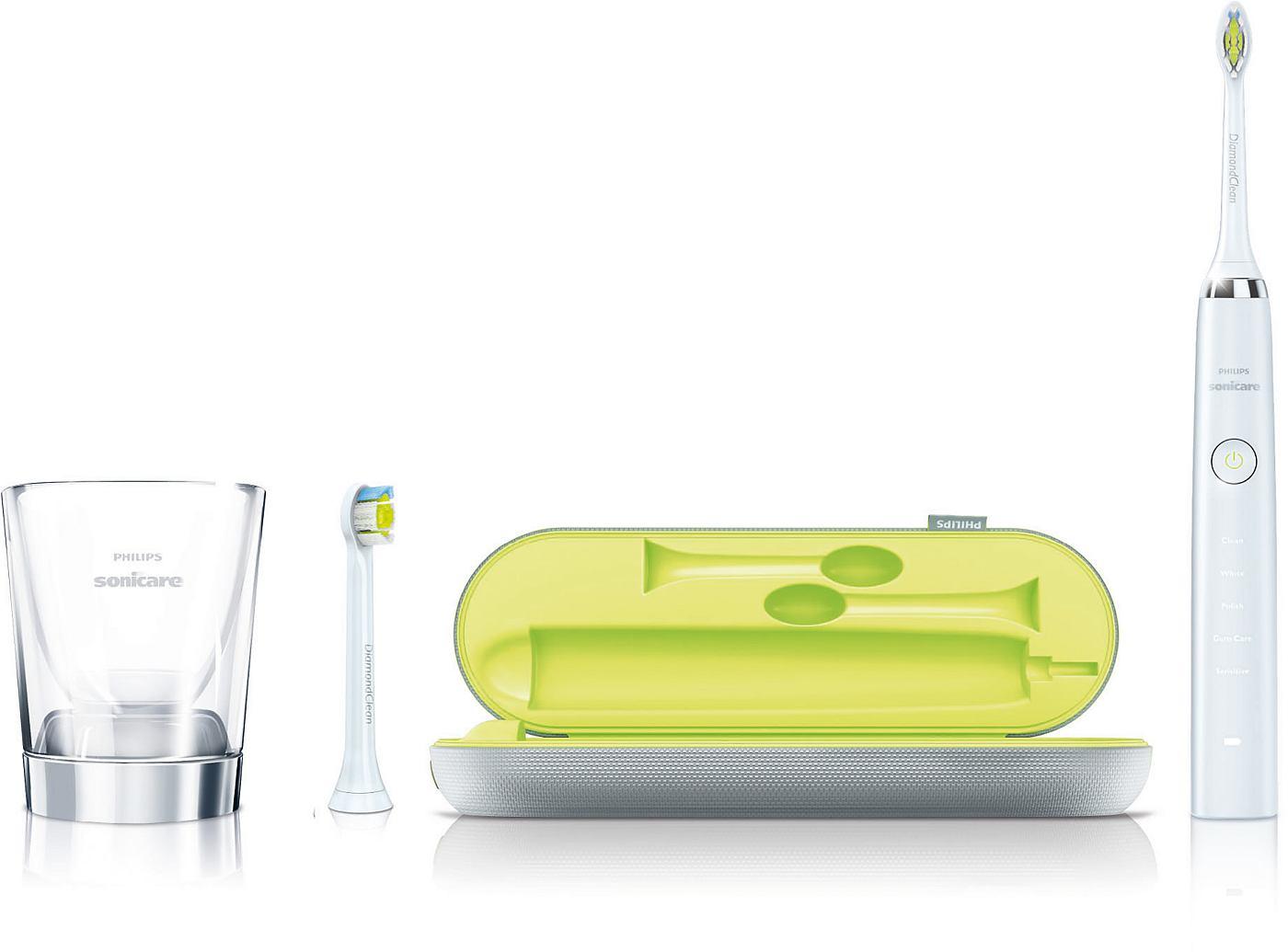 Philips Sonicare Diamond HX9332/04 Elektrische tandenborstel