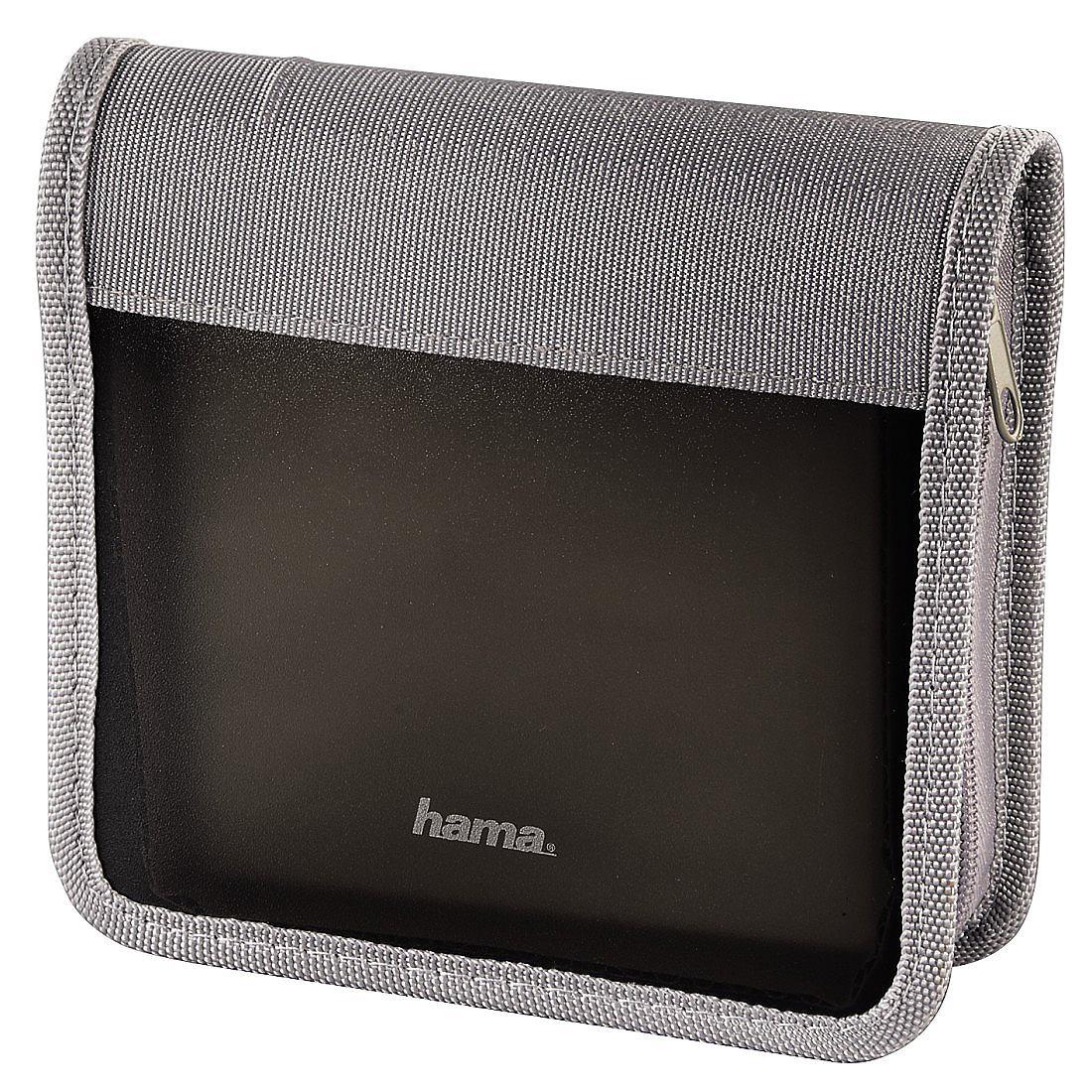 Hama HAMA CD-WALLET 28CD GRAPHITE
