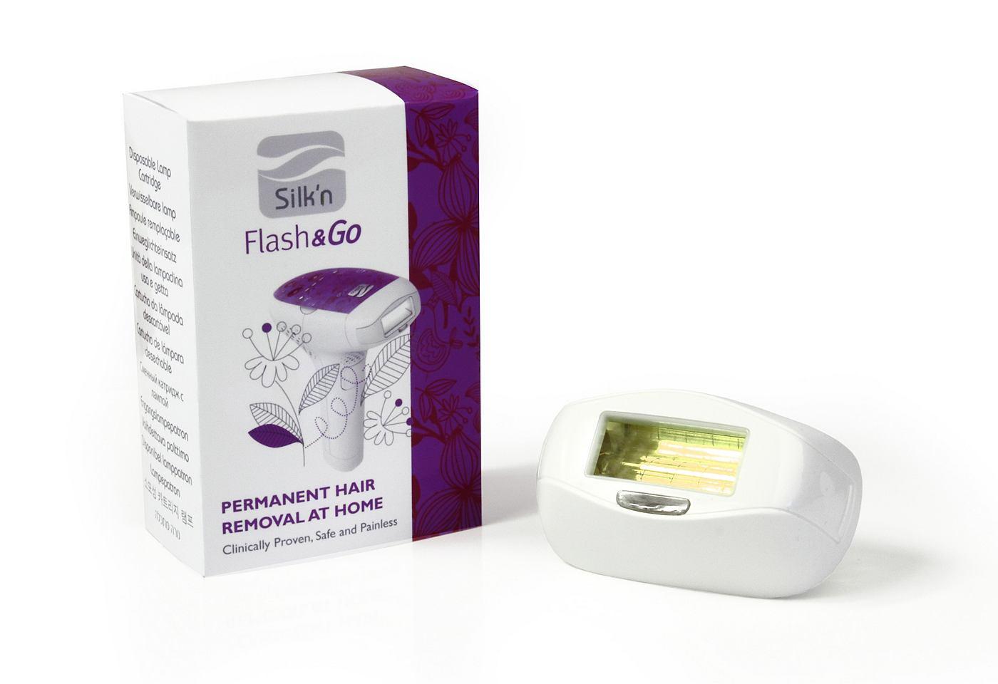 Extra lamp-opzet Silk'n 'Flash & Go'