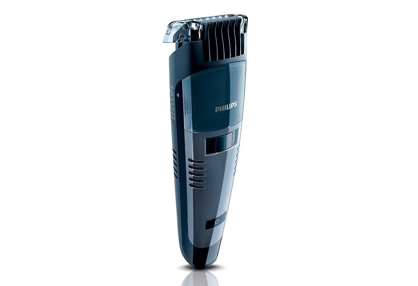 Philips baardtrimmer 'Vacuum Plus QT 4050/32' grijs/zwart
