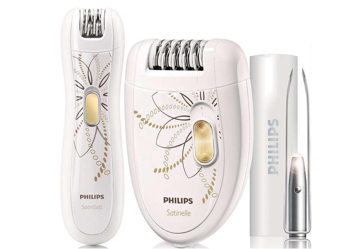 Philips Satinelle HP 6540/00 Epileerset