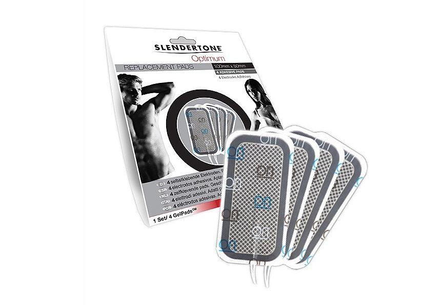 Slendertone Optimum reserve-elektroden 100×50 mm