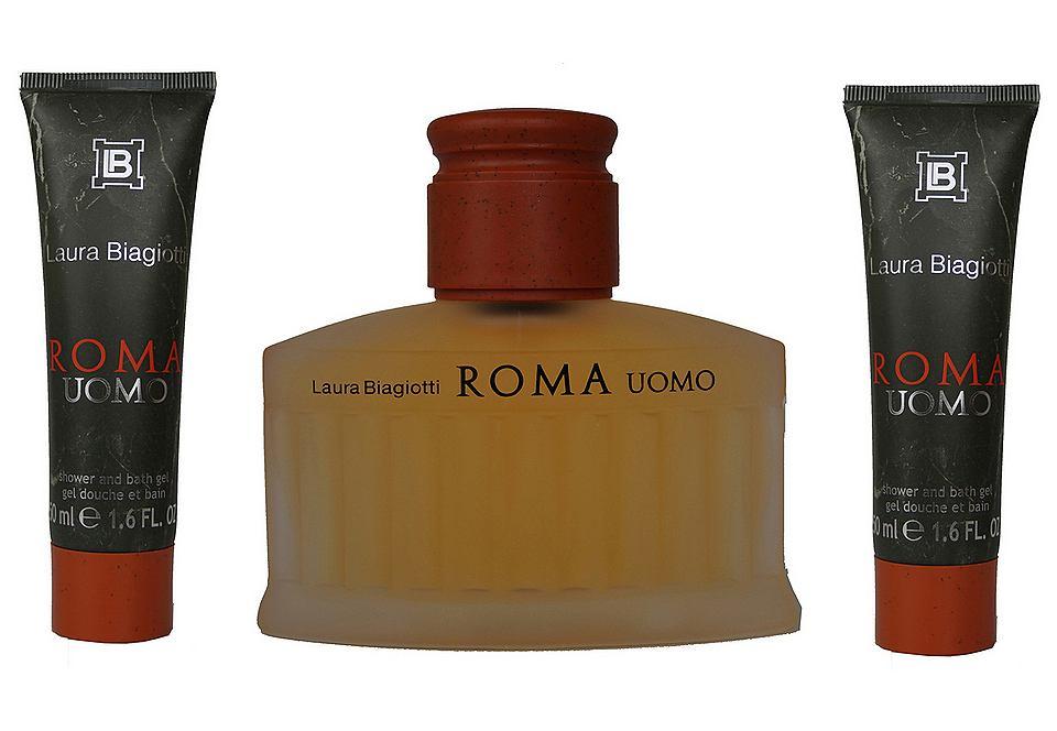 LAURA BIAGIOTTI Set ROMA UOMA 3-delig