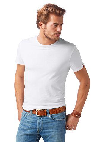 LEVI'S® T-shirt 82058 in set van 2